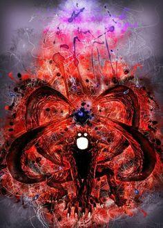 kurama 4 tail of naruto Naruto Shippuden Sasuke, Naruto Kakashi, Naruto Wallpaper, Cartoon Wallpaper, Wallpaper Naruto Shippuden, Fotos Do Anime Naruto, Film Anime, Naruto Tattoo, Naruto Fan Art