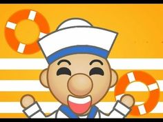 Muffin Songs - A Sailor Went To Sea   | nursery rhymes & children songs with lyrics
