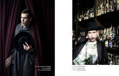 Hope Street Magazine Stylist Gabriella Stival Photograph Andre Titcombe | Model Felix