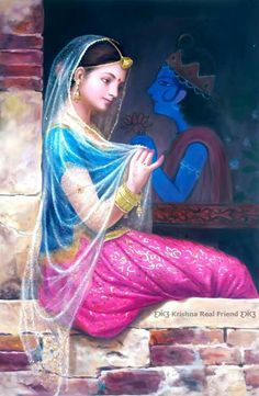 Thinking of krishna