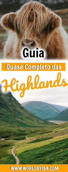 Guia Quase Completo das Highlands - World By Isa