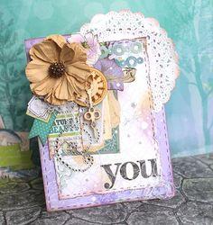 Enchanted Garden Cards