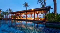 The St.Regis Bali Resort #Architect Grounds Kent Architect #Interior Design Many Samson & Associates Dreamtime Australia Design #landscape Bensley design studio #lightingdesign @visionlightingdesign