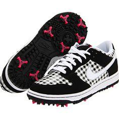 Nike Golf - Dunk NG Most amazing women's golf shoe ever?