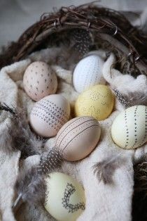 This Easter let your creativity flow & take inspiration from your egg creations to inspire your tabletop. Some simple yet swoony ideas are now up on Eye-Swoon.com: http://bit.ly/1OUSwrA