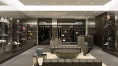 zapateria lujo madrid alfonso perez 007 proyecto freelance 3D alfonsoperezalvarez.com Bathtub, 3d, Commercial Interiors, Fingernail Designs, Blue Prints, Standing Bath, Bathtubs, Bath Tube, Bath Tub