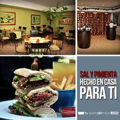 Sal y Pimienta: Hecho en casa para ti #Gourmet #QueHacerEnElSalvador #ElSalvador #Restaurantes #Yoquierosermejor #LunchEjecutivos #Ocio #Dips #Vino
