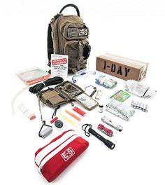 Frag Out Inc.: Emergency Get Home Bag