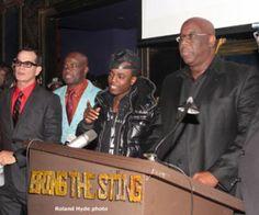 Sting Launch Party in New York, NY, Fri. Nov. 22, 2013