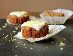 Lemon Sweet Potato Muffins Recipe