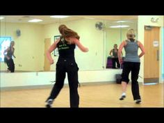 """Shawty Got Moves"" Zumba routine - Love this song! Definitely makes me wanna dance!"