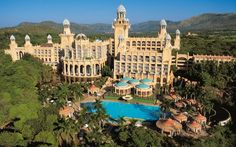 The Palace of the Lost City at Sun City : South Africa is part of the Leading Hotels of the World.   www.suninternational.com/sun-city/palace #southafricahttp://www.suninternational.com