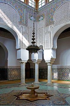 Mausolée de Moulay Ismaïl, Meknes, Morocco