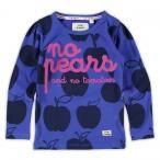 No Tomatoes Girls shirt met lange mouw supersale bij kinderkledingshop KLIK HIER om dit artikel online te bekijken!