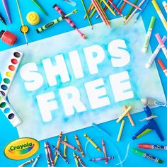 Take a look at the Crayola   Shop the Full Collection event on zulily today!
