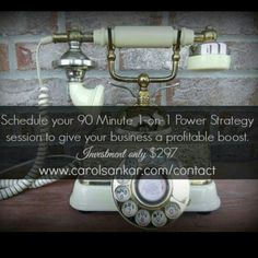 Increase #sales, create a consistent revenue stream, attract high end clients, create mainstream visibility, #price your products and services and more... lets spend 90 minutes together. This weekend only ... $297. Email us at lynda@carolsankarenterprises.com to schedule your session.  #nextlevel #marketing #brand #money #revenue #success #business #expert #confidence #knowyournumbers #profit #HighAchievers #onedaysession #asseenontv #SteveHarveyShow #tedx #tedxspeaker #entrepreneurmagazine