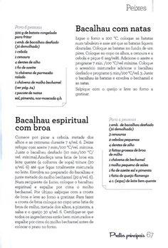 234 receitas para robôs de cozinha (2) I Companion, Cakepops, Portuguese Recipes, Nom Nom, Food, Tasty Food Recipes, Illustrated Recipe, Recipe Books, Thermomix