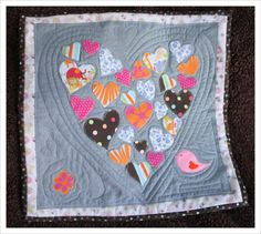 My personalized baby clothes quilt... WIN YOURS!