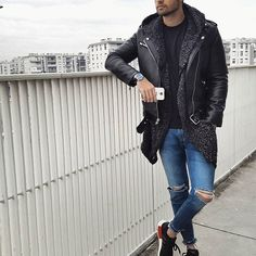 Layered outfit Have a great day people _______________________________________ #men #streetstyle #fashion #stylebook #fashionlook #fashionblogger #zara #nike #nikehuarache #whatiwore #menwithstyle #adidas #adidassuperstar #adidasnmd #nmd #pictureoftheday #potd #outfitpost #dailystreetlooks #menwithshoes #styleiswhat #fashionshow #adidasnmd #nmd #pictureoftheday #potd #outfitpost #men #man #kicks #streetkicks #menwithshoes #stylebook #styleiswhat #zara #zaradaily #zaramen #mendaily ...