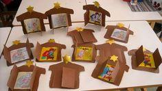 Kerststal knutselen met kleuters: