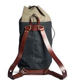 Nice duffel bag.