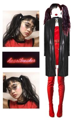 """[ Teaser #2 : Brooke ]"" by xxeucliffexx ❤ liked on Polyvore featuring GET LOST, Cape Robbin, Unravel, Donna Karan, Haus of Dizzy, Repossi, AeraVida, Lime Crime, Brooke and jm"