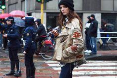 ::STREETSTYLE:: Crazy cool jacket