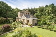 The smallest castle in the UK is up for sale and it's as charming as you'd expect