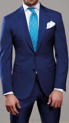 Always Wear The Best ~ Andre Emilio - Su Misura Suit Inbox us or 📞…