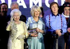 Paul McCartney Photo - Jubilee Concert performers
