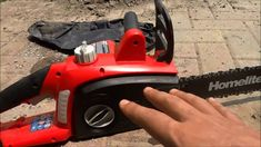 Homelite 16 Inch Electric Chainsaw Review-12 Amp