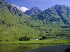 Glen Coe, Highlands of Scotland