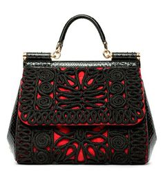 Dolce & Gabbana , Luxury Handbags Collection & More Details
