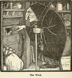 Hansel & Gretel #magic