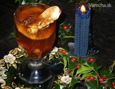 Tekutý štrůdl - Recept Hurricane Glass, Beverages, Pudding, Tableware, Desserts, Food, Flan, Dinnerware, Postres