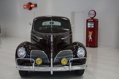 Studebaker - commander club coupe - 1940