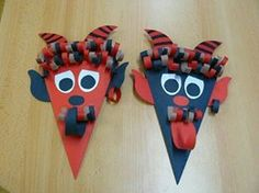 Arts And Crafts Projects Info: 9720857922 Chrismas Crafts For Kids, Crafts For 3 Year Olds, Christmas Crafts, Arts And Crafts Projects, Projects For Kids, Fun Crafts, Diy And Crafts, Carnival Activities, Activities For Kids