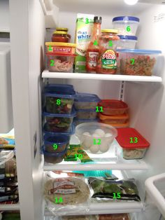 Kati Heifner: Grocery List and Meal Plans - Great blog for how to eat healthy