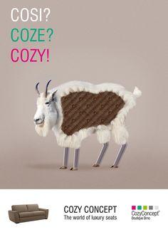 Poster CozyConcept, Furniture