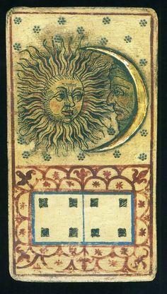 Ancient Tarot Imagery.
