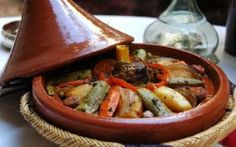 Tajine berbère - Cuisine Marocaine