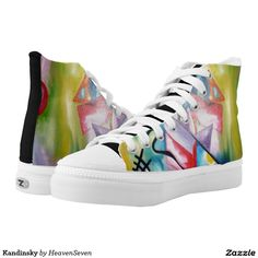 #Kandinsky Printed Shoes 20% OFF SITEWIDE | 50% Off All Cards + 50% Off Express Shipping on All Orders Ends Sunday Use Code: EXPRESSCARDS