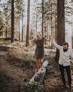 Photography for couples. - Photography for couples. Couple Photoshoot Poses, Couple Photography Poses, Pre Wedding Photoshoot, Couple Portraits, Couple Shoot, Engagement Photography, Photography Outfits, Lake Photography, Friend Photography