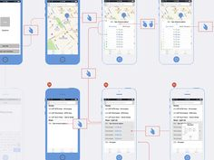 Vta Wireframe designed by Thomas Taylor. Connect with them on Dribbble; the global community for designers and creative professionals. Wireframe Design, Mobile Ui, User Experience, Design Inspiration, Creative