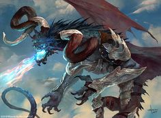 Svetlin Velinov: Palladia-Mors, the Ruiner Elder dragons shall rule AGAIN!