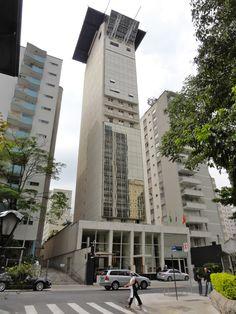 Hotel Emiliano, São Paulo, SP