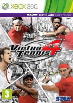 Virtua Tennis 4 (Xbox 360): Amazon.co.uk: PC & Video Games