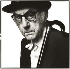 Man Ray by David Bailey More At FOSTERGINGER @ Pinterest