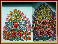 Pologne mur peint zalipie Painting, Art, Poland, Paint, Art Background, Painting Art, Kunst, Paintings, Performing Arts