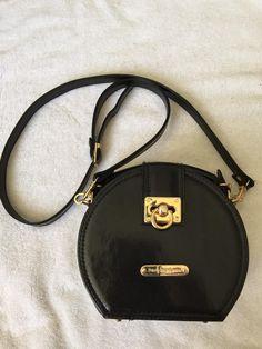 Polo Ralph Lauren Cross Body Bag Sacs, Sac À Bandoulière En Cuir Noir, Polo c4488172e9df